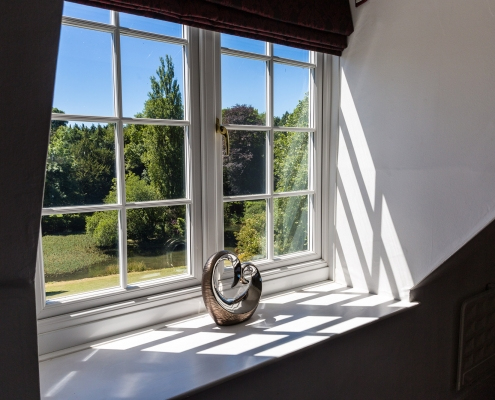 Image from the Accommodation Level at Middle Aston House Oxfordshire