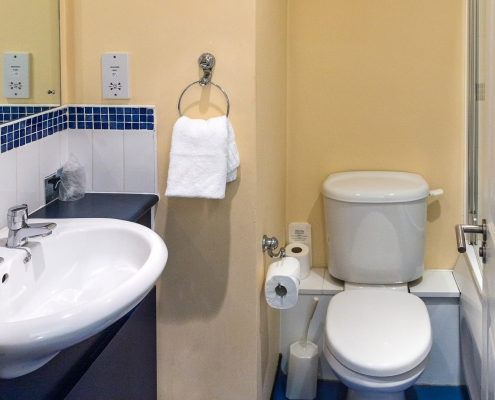 En-Suite Bathrooms for our accomodation blocks - Middle Aston House, Oxfordshire