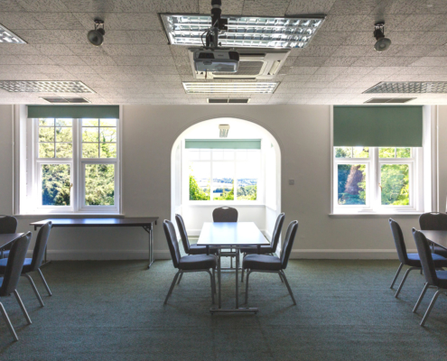 Sir Francis Page Meeting or Function Room at Middle Aston House